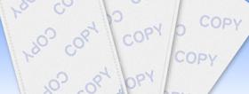 偽造防止用紙 販売