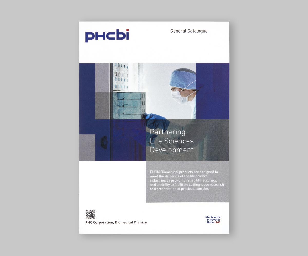 PHCbi 総合カタログの画像