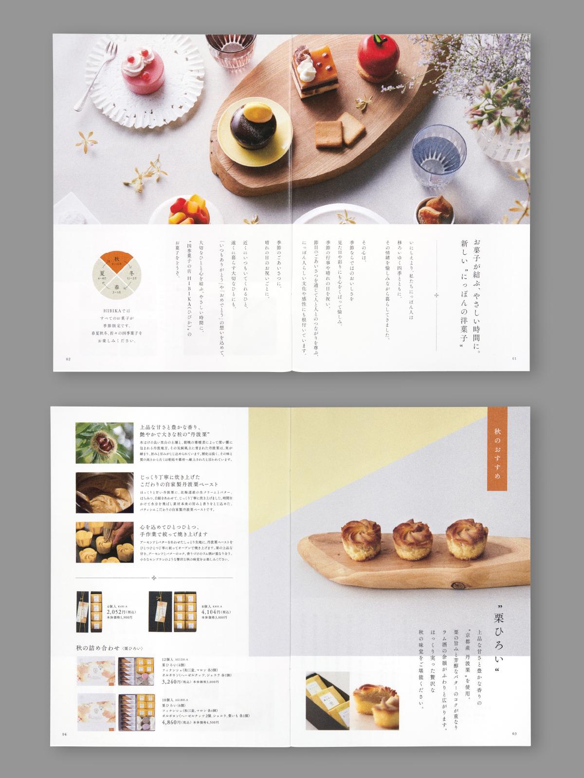 HIBIKA 2020秋季 商品カタログの画像1