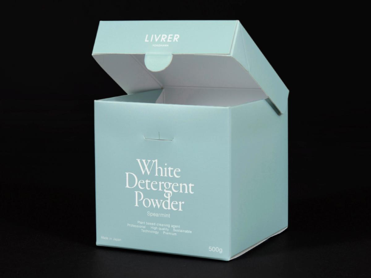 粉洗剤 ホワイト ディタージェント パウダーの画像1