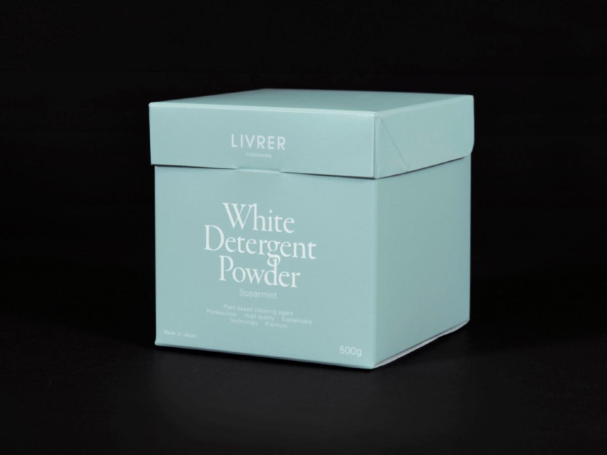 粉洗剤 ホワイト ディタージェント パウダーの画像